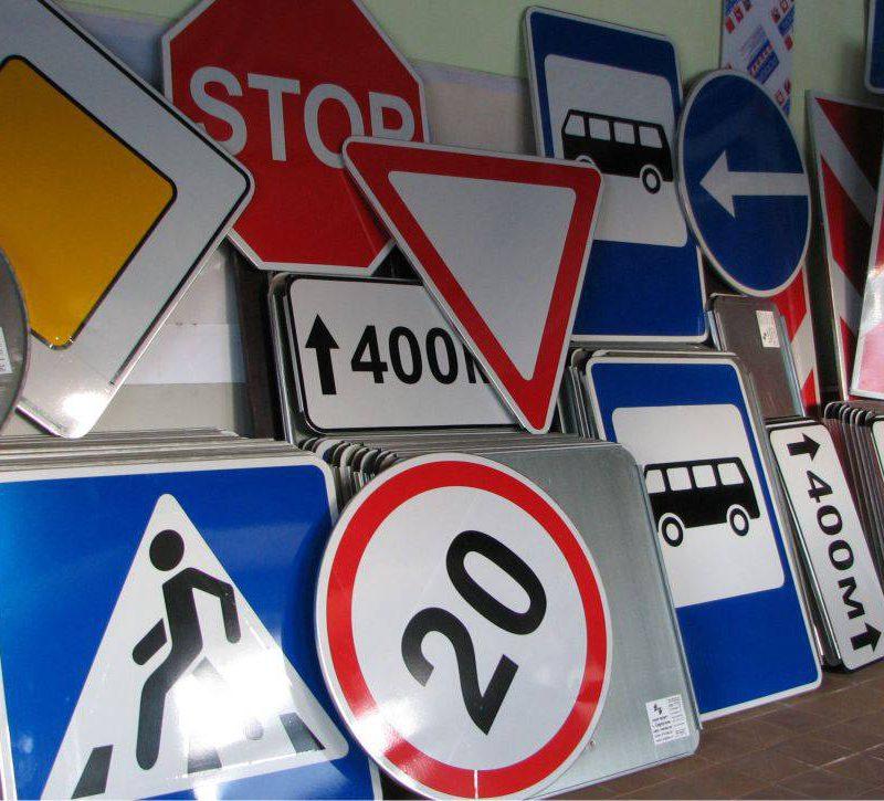 Неизвестные украли 25 дорожных знаков на трассе Каушаны-Штефан-Водэ (ВИДЕО)