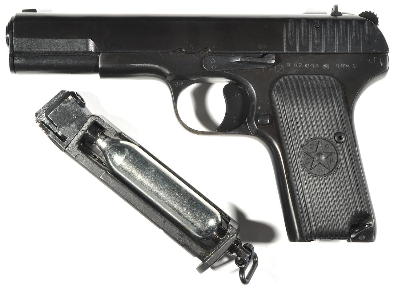 Пневматическое оружие необходимо будет ставить на учет