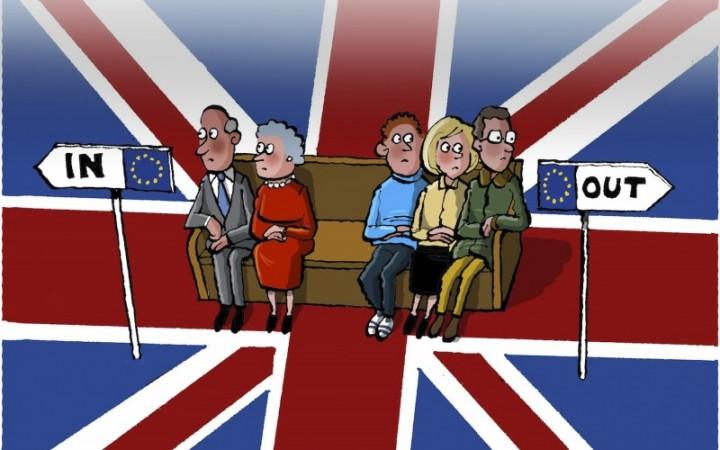 Итоги британского референдума взбудоражили Европу