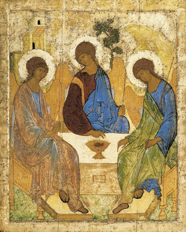 В воскресенье православные празднуют День Святой Троицы
