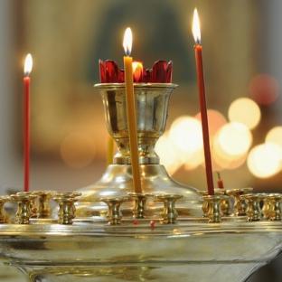 Православные христиане празднуют Вознесение Спасителя Иисуса Христа