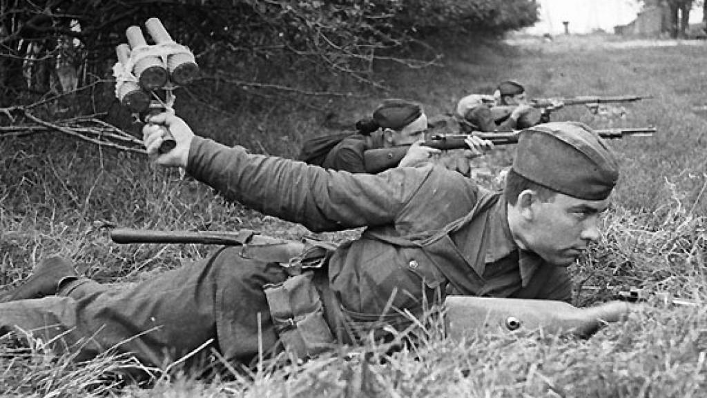 67 лет назад началась Великая Отечественная война