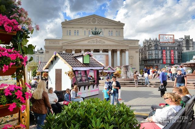 Москва балетная. Какие места в столице артисты считают самыми значимыми?