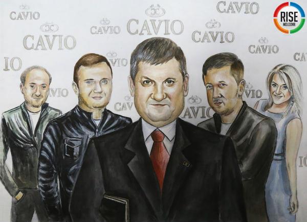 Секретные схемы министра транспорта РМ Юрия Киринчука