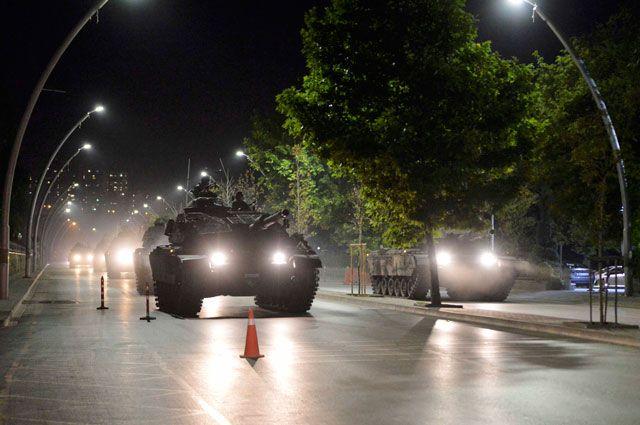 Турецкая ночь: как в стране не удался военный переворот