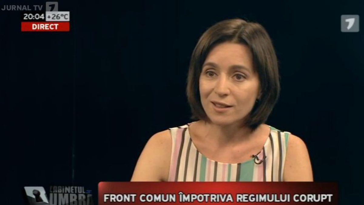 Бедная Майя: Как экс-министр просвещения Молдовы Санду обирает граждан до нитки в борьбе за президентский пост