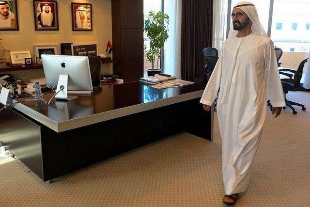Эмир Дубая уволил чиновников, не застав их в офисе в рабочее время