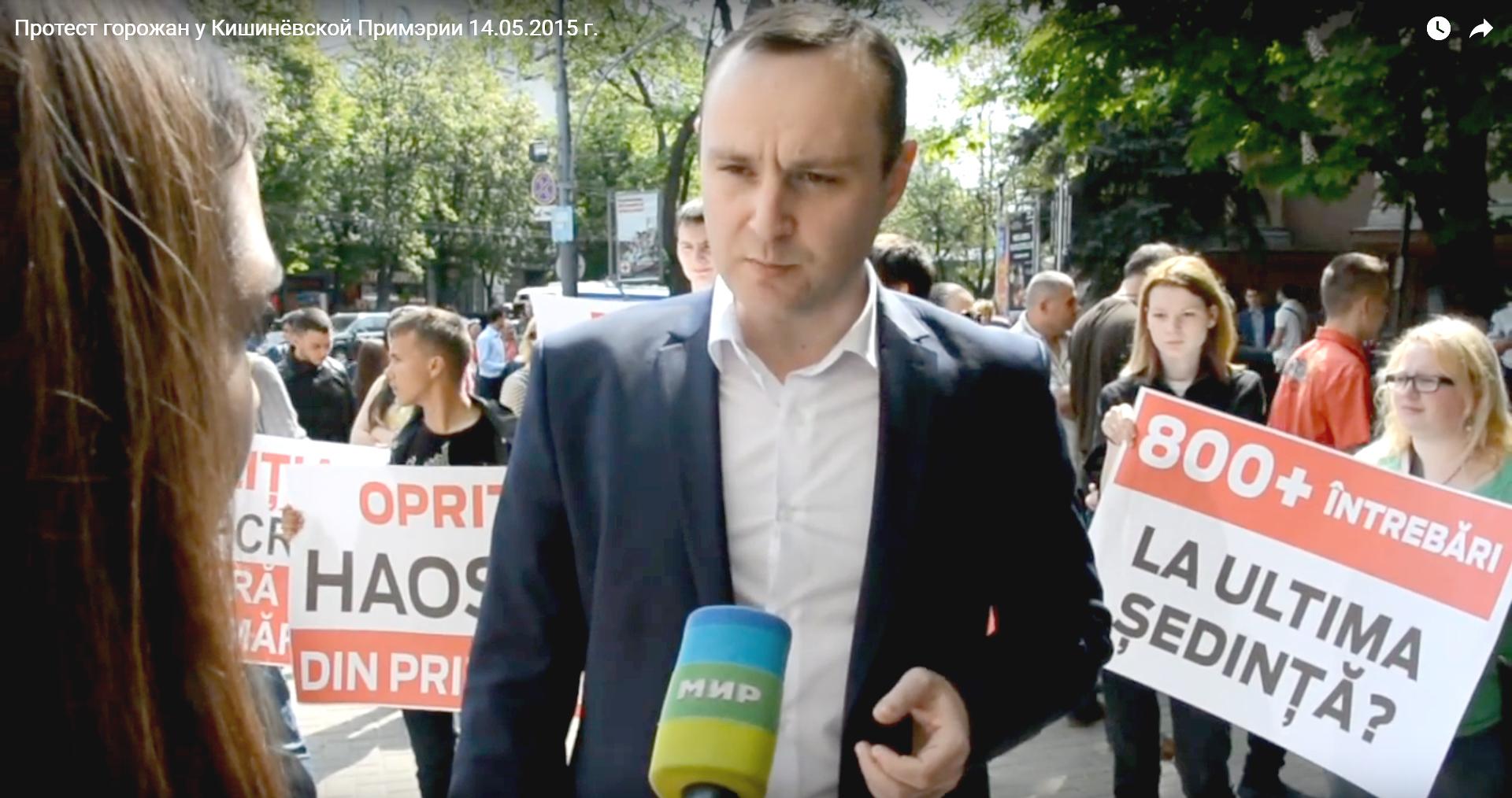 Завтра решится судьба референдума за отставку Киртоакэ