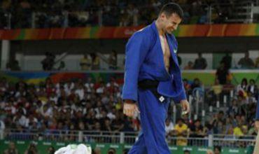Дзюдоист Сергей Тома выиграл бронзовую олимпийскую медаль