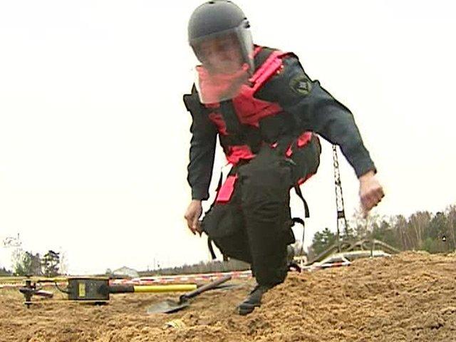 В этом году молдавские сапёры обезвредили более пятисот взрывоопасных предметов