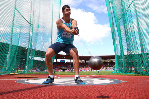 Сергей Маргиев вошел в десятку лучших на Олимпийских играх в Рио