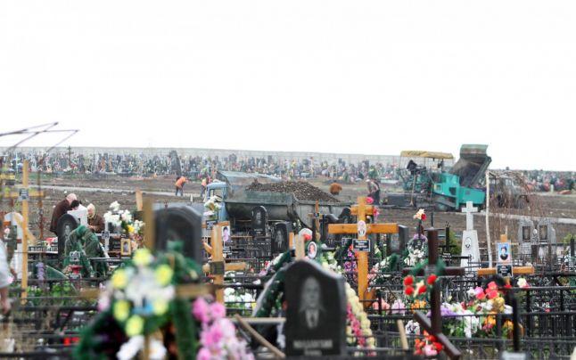 Дорин Киртоакэ намерен остановить расширение кладбища Святого Лазаря