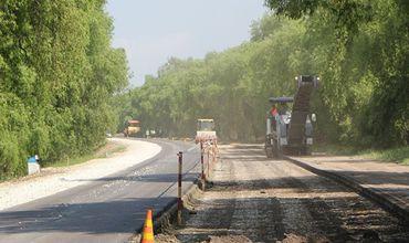 Молдова расторгла контракт о ремонте дорог