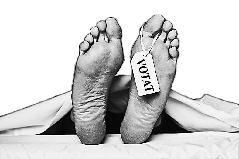 В Молдове голосуют покойники?