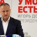 Игорь Додон – главный претендент на пост президента РМ, взял обязательство перед народом