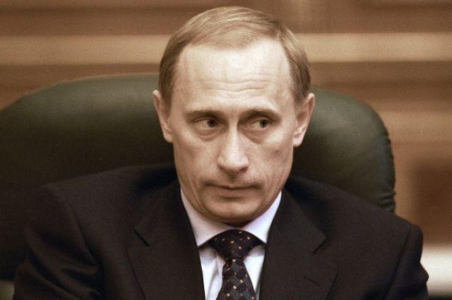 Владимир Путин, 1999 год. © / Владимир Родионов /РИА Новости
