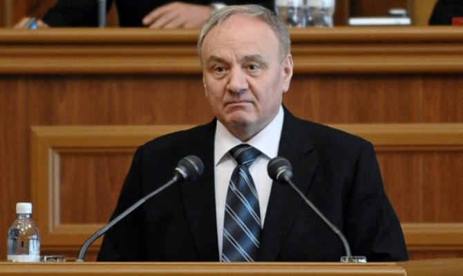 Тимофти подписал пакет законов, за которые правительство приняло ответственность 26 сентября