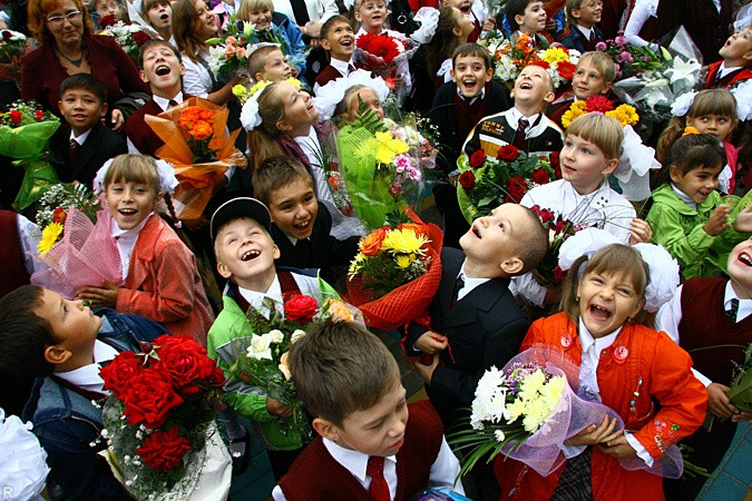 В Кишинёве уже более 6 тысяч детей были зачислены в первый класс