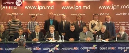 Коммунисты на пресс-конференции призвали поддержать Игоря Додона