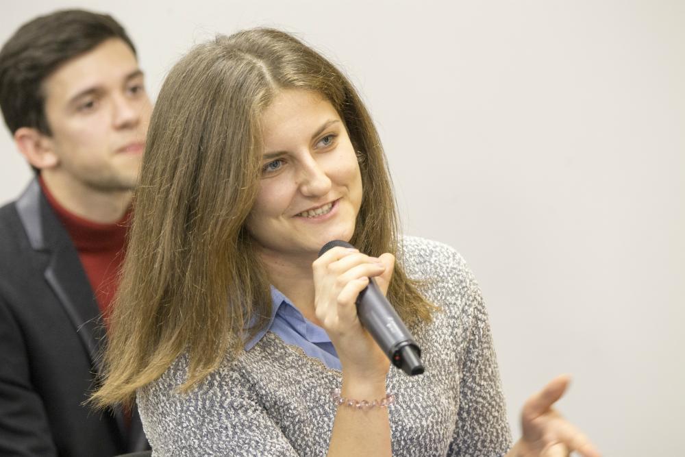 Школа инновационной журналистики Sputnik начала свою работу