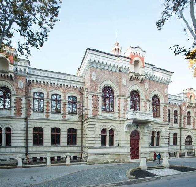 Работы по реставрации здания Национального музея искусств Молдовы подошли к концу