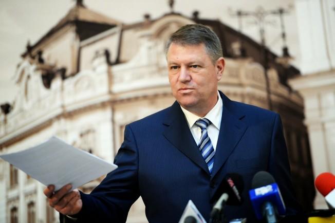 Президент Румынии Клаус Йоханнис признал результаты выборов в Молдове