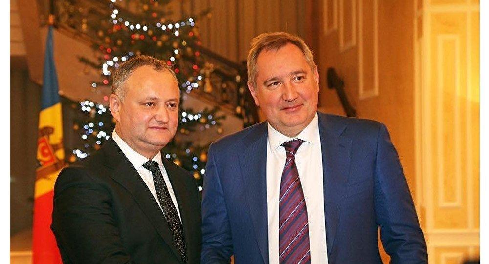 Игорь Додон: Встреча с Путиным произойдет в середине января