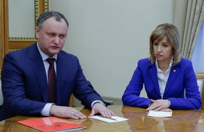 Президент Молдовы и башкан Гагаузии встретятся с гражданами РМ в России