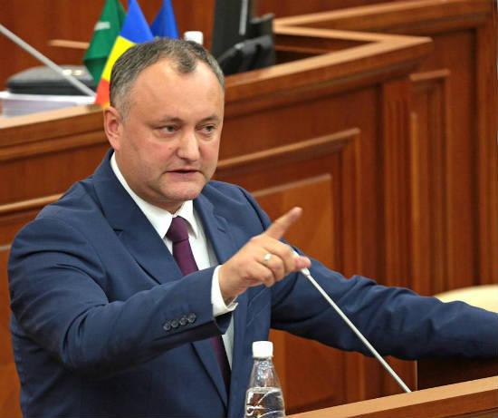 Инициатива президента И.Додона по закону о миллиарде поддержана тремя парламентскими комиссиями