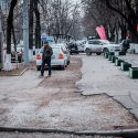 На ремонт тротуаров в уходящем году примэрия Кишинева потратила пятнадцать миллионов леев