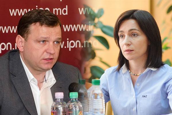 """""""Оппозиционеры"""" Нэстасе и Санду опять помогают власти"""