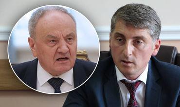 Тимофти утвердил Харунжена генпрокурором Молдовы