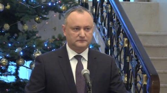 Только целостная Молдова имеет будущее