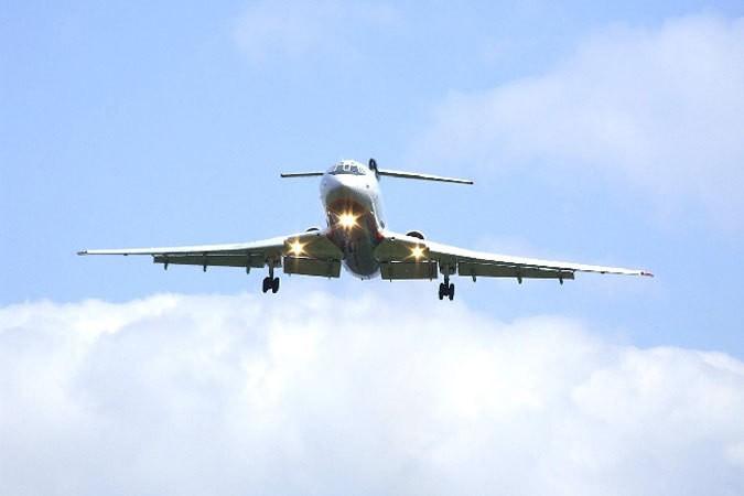 Самолет Минобороны РФ упал в Черное море возле Сочи
