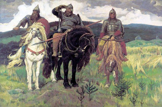 Русичи. Кем были реальные Илья Муромец, Добрыня Никитич и Алёша Попович?