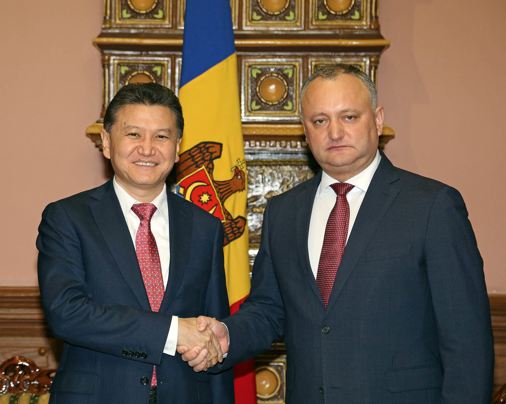 Уникальный шанс для шахматистов Молдовы