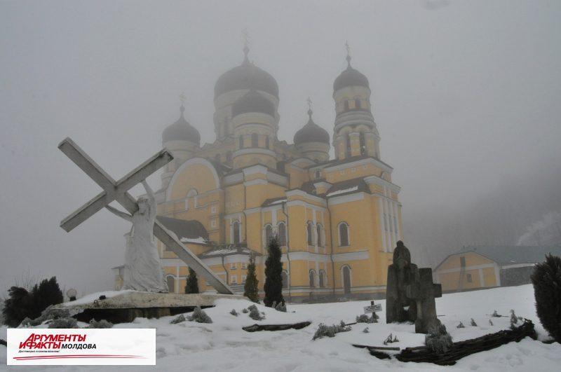 Монастырь Хынку. Крещенье