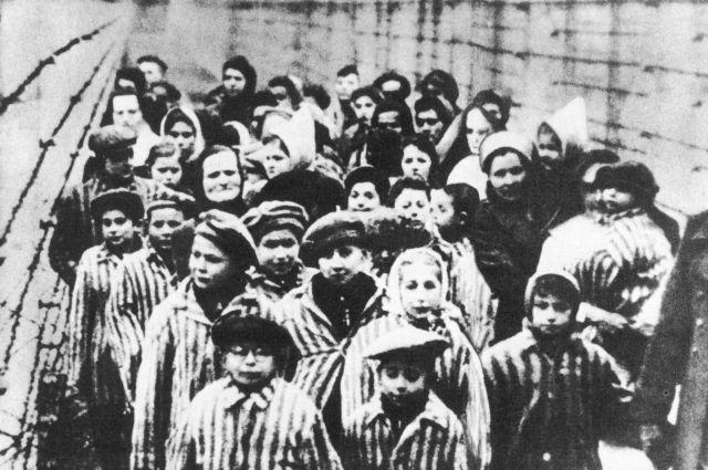 Уроки холокоста: воспоминания очевидцев