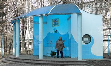Бювет на улице Трандафирилор будет работать в новом режиме