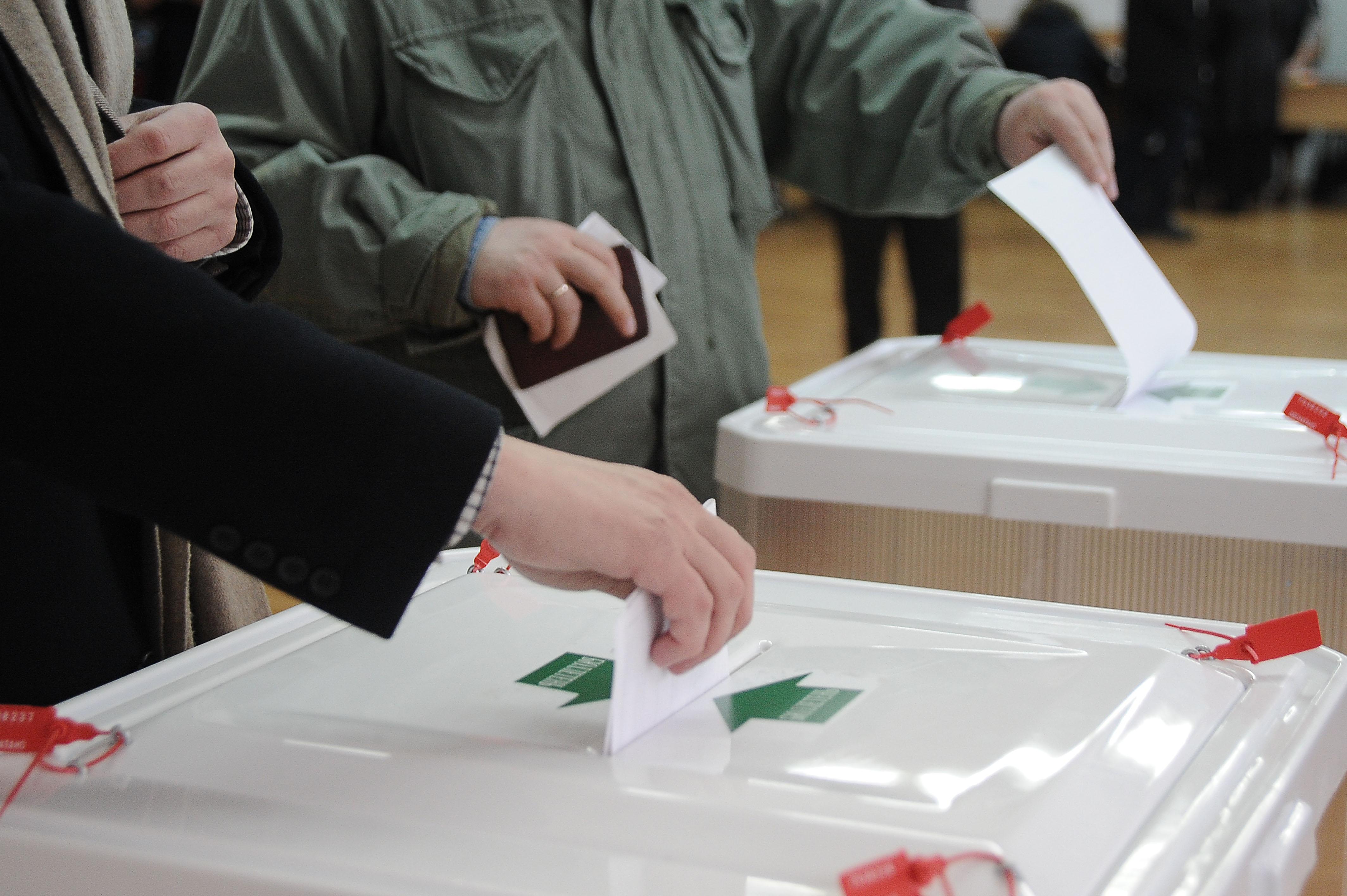 Заточка под выборы?