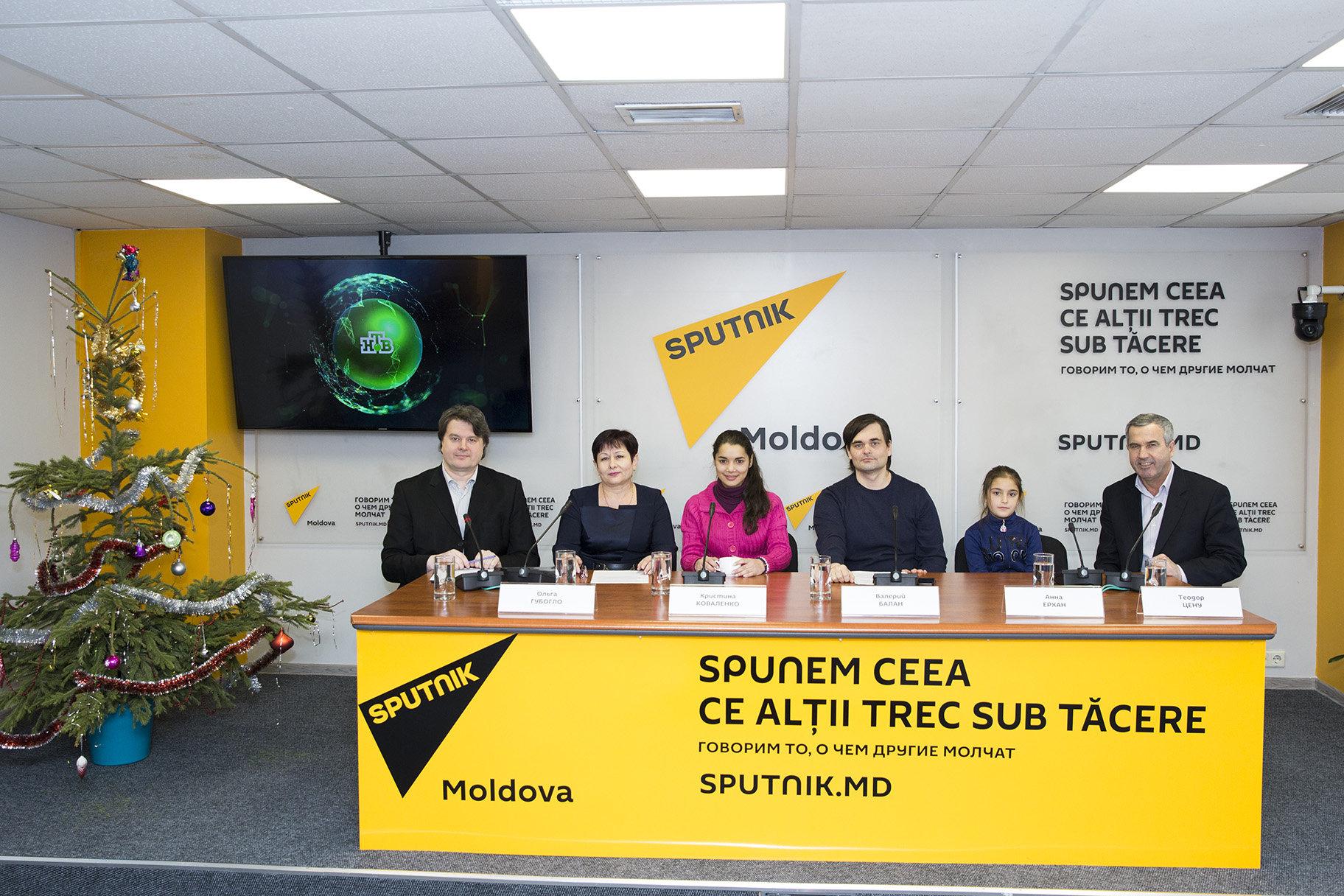 Sputnik Молдова поддержит юных участников шоу НТВ «Ты – супер!»