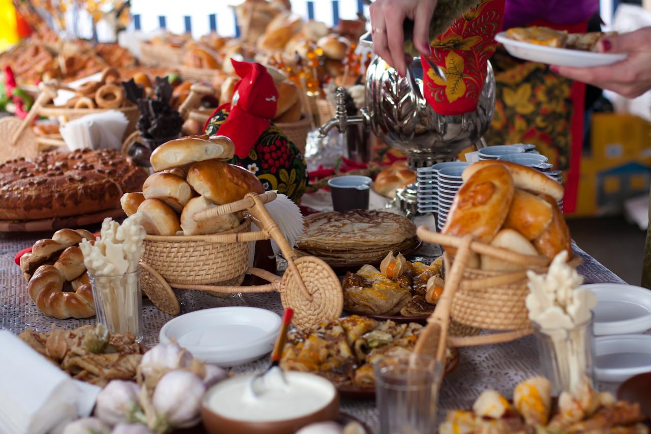 В Молдове празднуют Масленицу