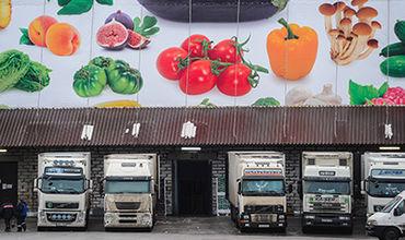 Проверка импортируемых продуктов питания упрощается