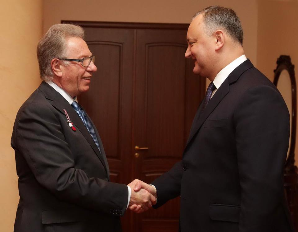"""И.Додон:  """"К концу недели мы направим Венецианской комиссии проект по изменению Конституции Молдовы"""""""