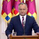 И.Додон: Я категорически против перехода к одномандатной избирательной системе