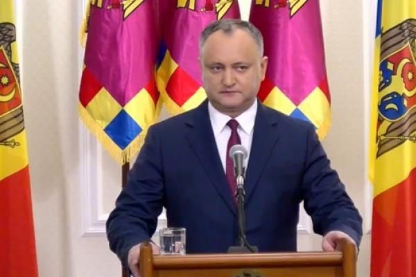 Президент И.Додон назначил советника в области обороны и национальной безопасности