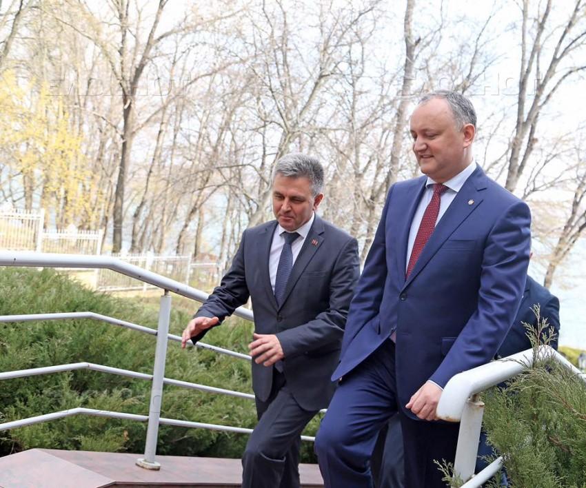 Главные итоги встречи Игоря Додона и Вадима Красносельского