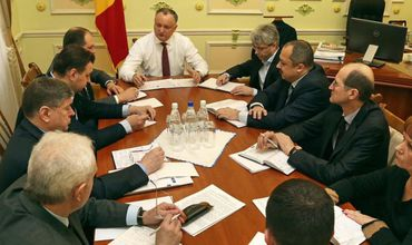 Президент РМ потребовал предоставить информацию о контракте с компанией CША