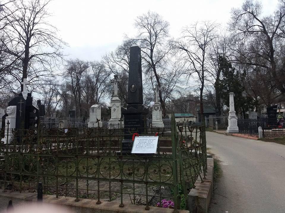 Администрация Центрального православного кладбища предупреждает о демонтаже захоронений