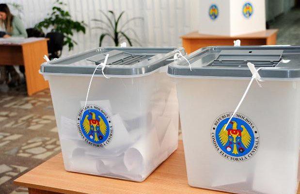 5000 кишиневцев уже проголосовали на выборах генпримара за первый час работы участков